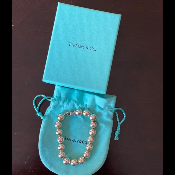 Tiffany & Co. Ball Bracelet